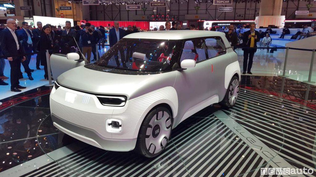 Concept Ginevra 2019 Fiat Centoventi