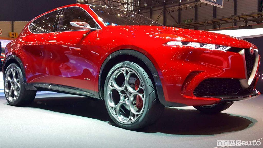 Concept Ginevra 2019 Alfa Romeo Tonale
