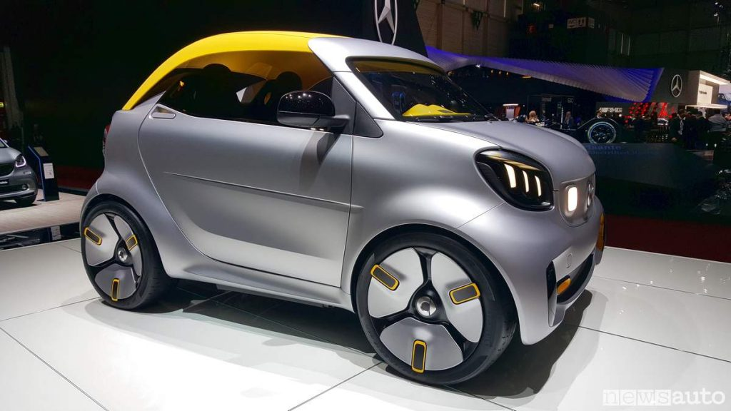 Concept Ginevra 2019 smart forease+