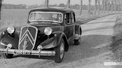 100 anni di Citroën Traction Avant