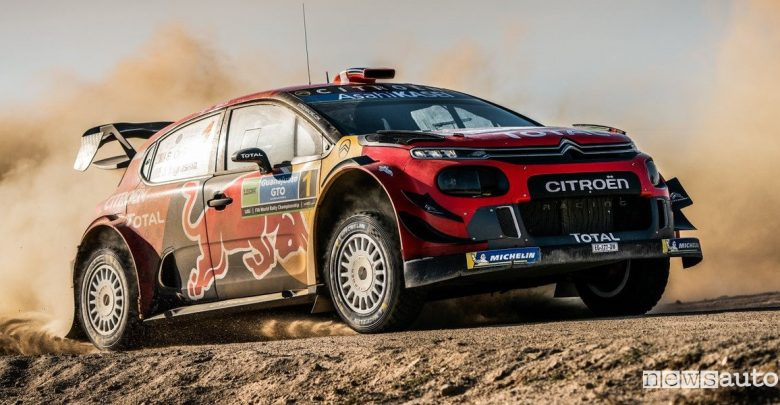 WRC 2019 classifica Rally Messico