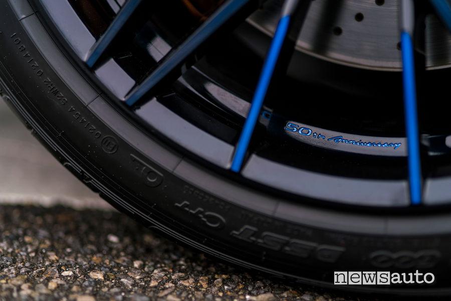 Cerchio ruota Nissan GT-R 50th Anniversary Edition 2020