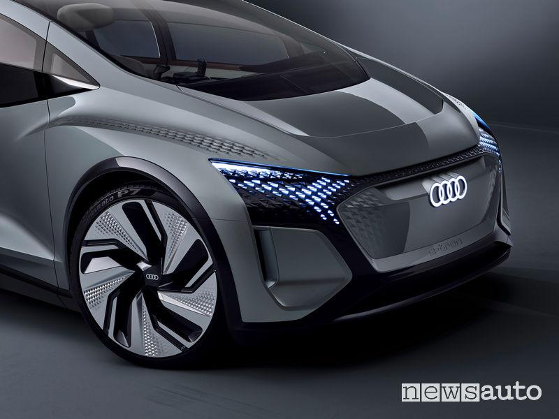 Audi AI:ME frontale