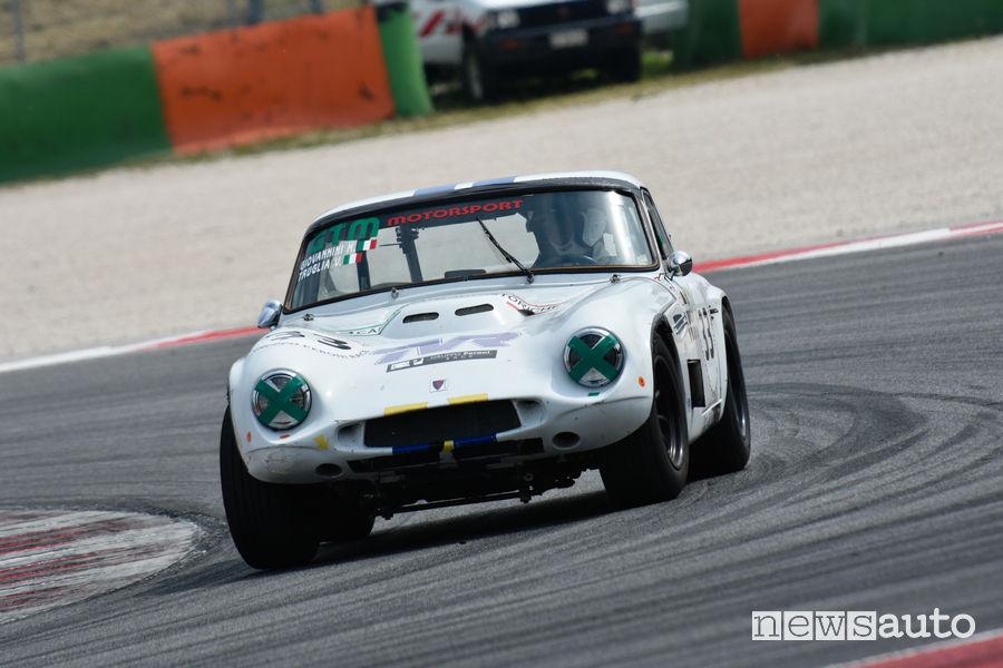 TVR Griffith 400 1° Gruppo (Truglia-Giovannini)