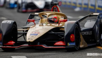 Formula E Roma, DS Techeetah all'E-Prix della Capitale