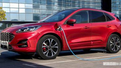 Nuova Ford Kuga Plug-In Hybrid