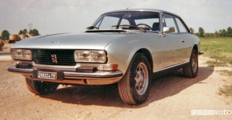 Motore V8 Peugeot V6 PRV