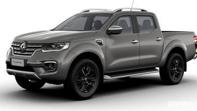Renault Alaskan pick-up