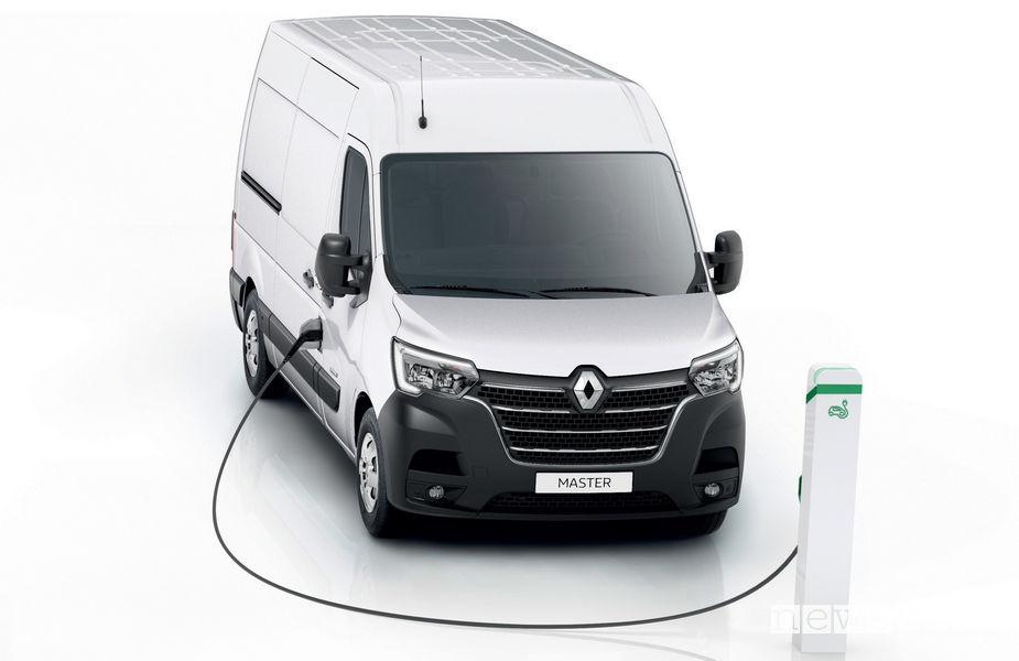 Ricarica Nuovo Renault Master Z.E.