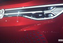 Volkswagen ID. Roomzz, SUV elettrico del futuro