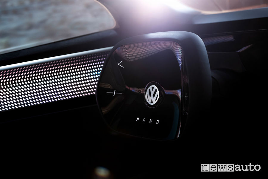 Volkswagen ID. Roomzz volante