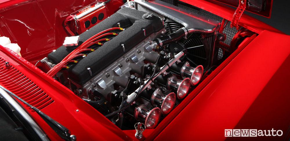 Motore Alfa Romeo Giulia GTA-R 29 Alfaholics 2300 cc