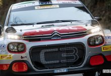 Citroën e Rossetti al Rally di Sanremo 2019