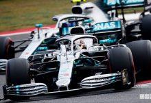 F1 Gp Cina 2019 doppietta Mercedes-AMG