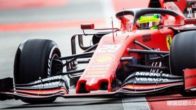 Mick Schumacher Ferrari Sakhir Bahrain