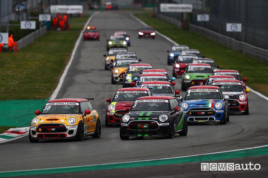 Mini Challenge Aci Racing Weekend Monza 2019