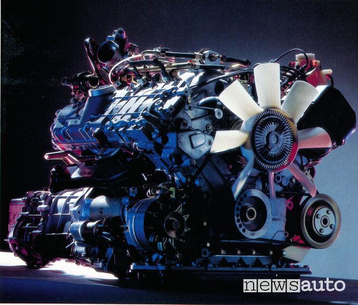 Motore V6 PRV Peugeot 505