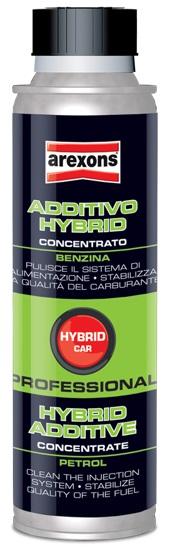 Additivo Hybrid Arexons manutenzione auto ibride