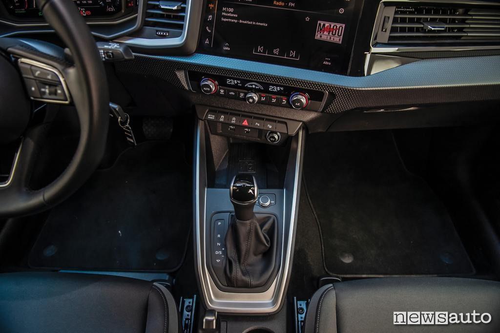 Audi A1 2019 leva cambio DSG