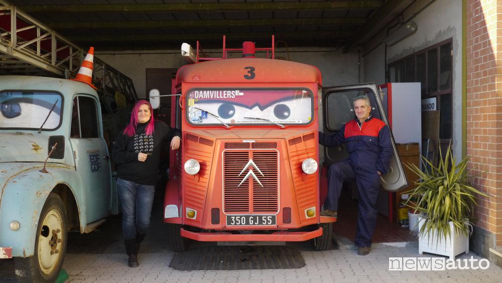 Citroën Generations 4° episodio in Italia