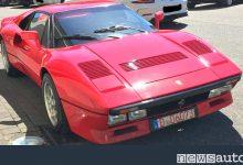 Photo of Furto Ferrari, identikit del ladro scappato con la GTO di Irvine durante la prova