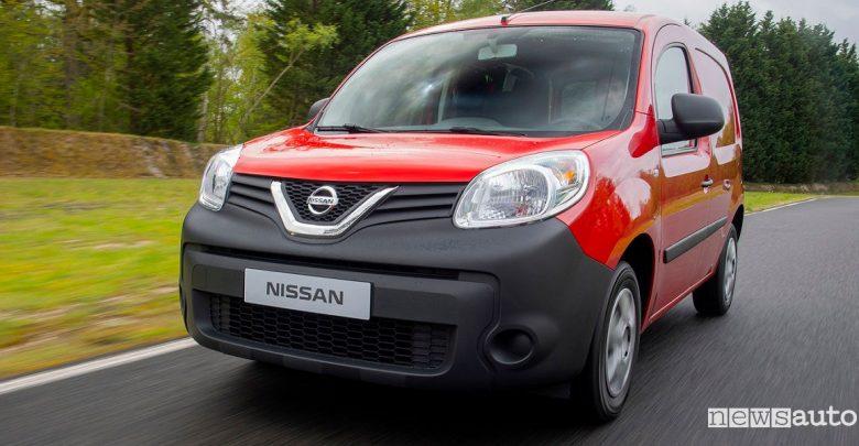 Nuovo Nissan NV250, nuovo van compatto