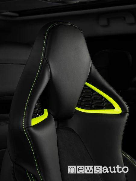 Opel O-Team Zafira Life concept sedili sportivi