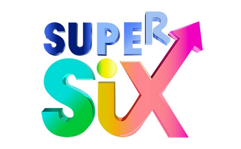 Supersix logo che trasmette nel Friuli Venezia Giulia il programma Newsauto TV