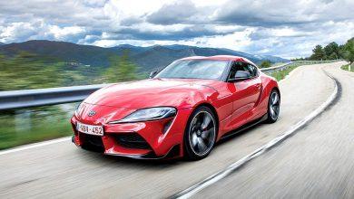 Prova su su strada nuova Toyota Supra 2019