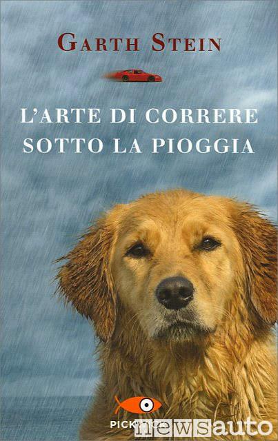 """Il libro """"Arte di correre sotto la pioggia"""" è in vendita su Amazon"""
