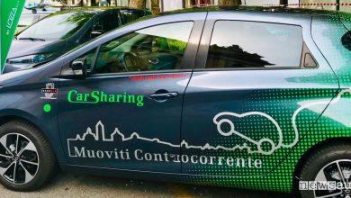 Noleggio auto elettrica a Bergamo