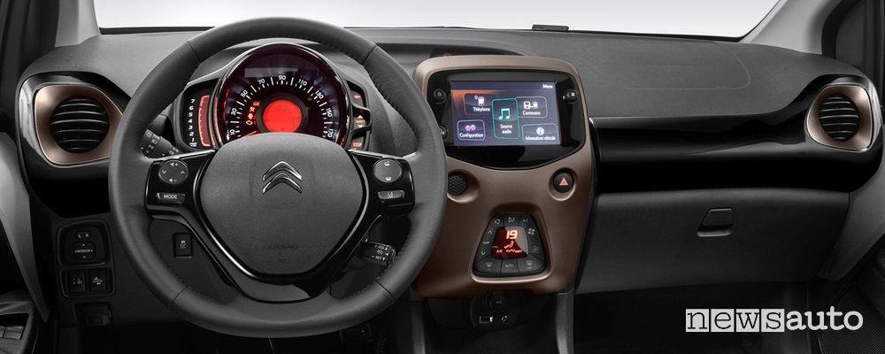 Plancia strumenti Citroën C1 Origins
