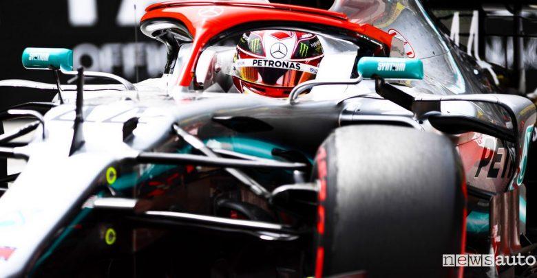 Qualifiche F1 Gp Monaco 2019