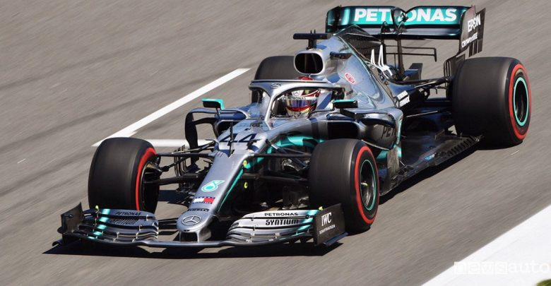 Gp Spagna 2019, quinta doppietta consecutiva Mercedes-AMG
