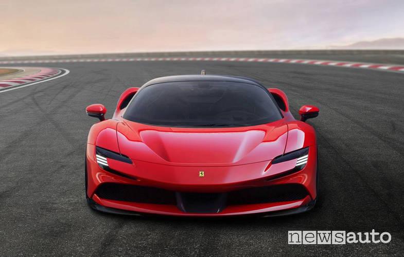 """Ferrari SF90 è Auto Europa 2021 nella Categoria """"Vetture Sportive"""""""