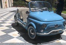 Fiat 500 storica elettrica, Icon-e by Garage Italia