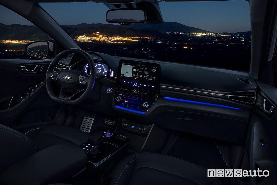 Abitacolo Hyundai Ioniq Electric