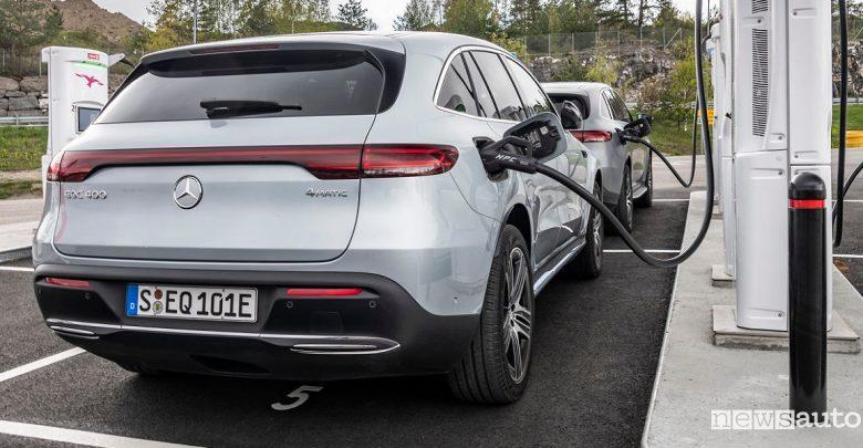 Mercedes, dal 2039 produrrà solo auto elettriche