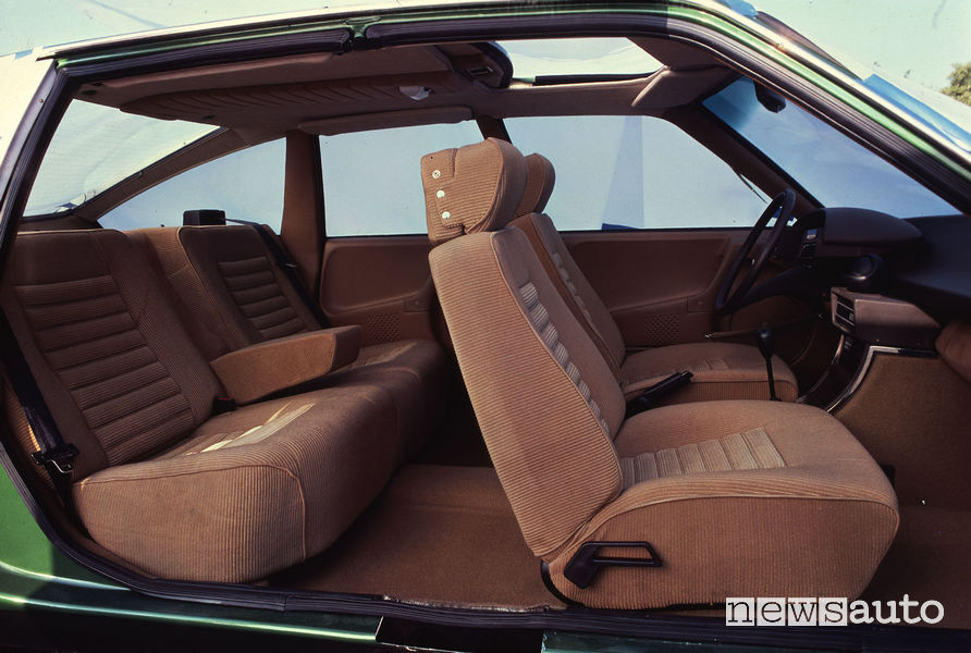Sedili Citroën CX 1978
