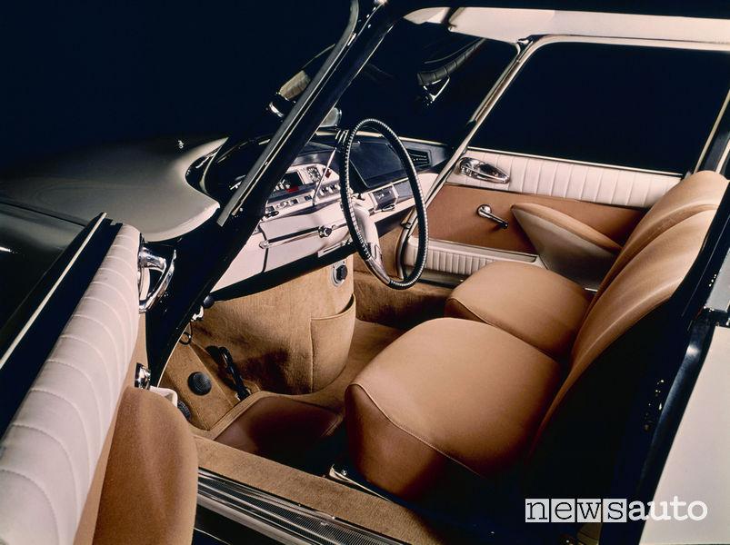 Sedili Citroën DS19 Pallas 1964