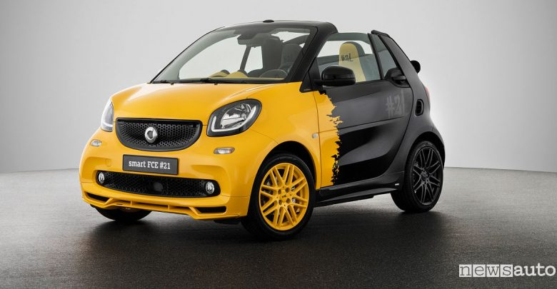 smart fortwo Final Collector's Edition
