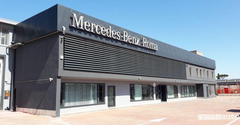 Mercedes veicoli commerciali Roma