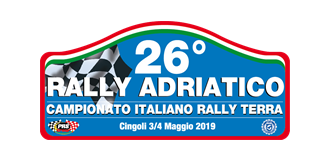 Logo 26° Rally dell'Adriatico
