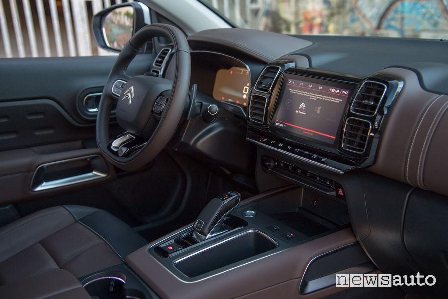 Citroën C5 Aircross PureTech 180 S&S Shine plancia strumenti