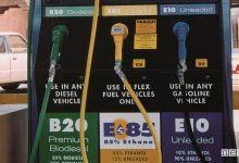 Distributore etanolo carburante E85