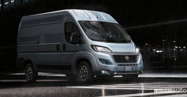 Nuovo Fiat Ducato 2020