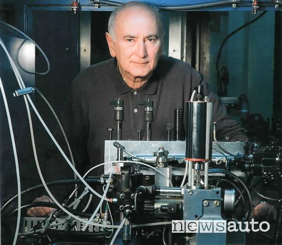 Mario Ricco inventore motore diesel common rail