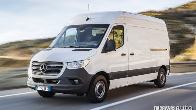 Photo of Mercedes Sprinter, come va in prova il nuovo furgone connesso con MBUX