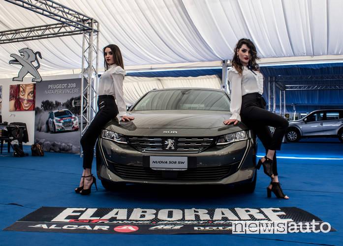 motorshow 2Mari 2019 508 sw autozeta srl