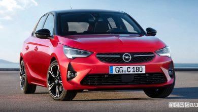 Nuova Opel Corsa 2019